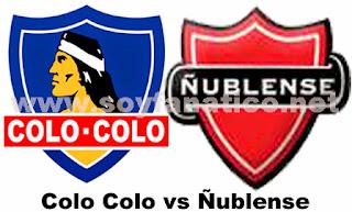 Colo Colo vs Ñublense Copa Chile 2015