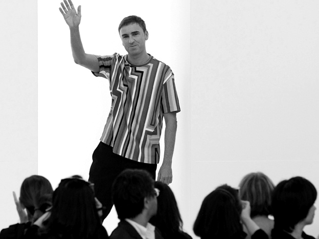 Fashion moments 2012: Raf Simons leaves Jil Sander