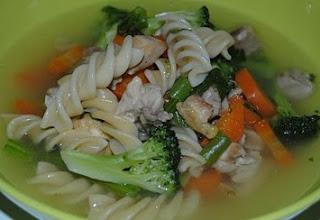Sup Sapi Makaroni