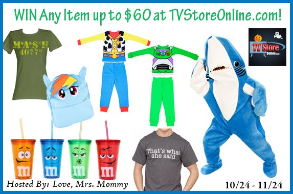 TV Store Online Giveaway