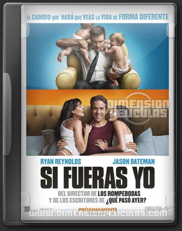 The Change Up (DVDRip Español Latino) (2011) (1 link)