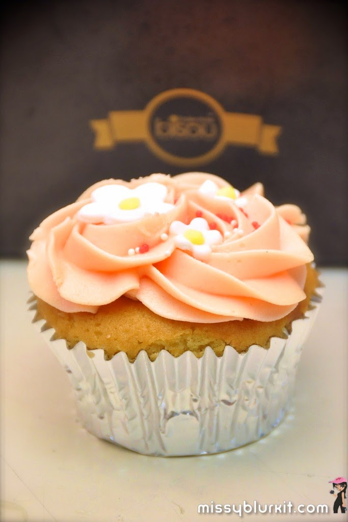 Bisou Bake Shop, Foodie Trail, cupcakes,