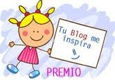 PREMIO TU BLOG ME INSPIRA