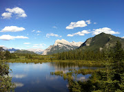 . a three week training camp in and around the Banff National Park. (banff )