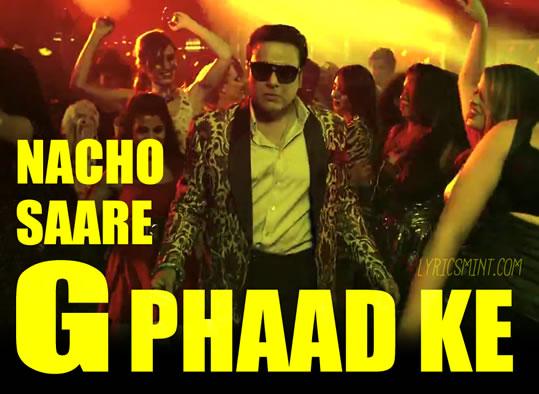 G Phaad Ke - Govinda