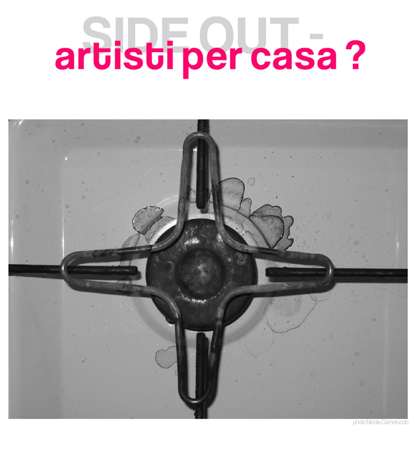 SIDE OUT - artisti per casa?