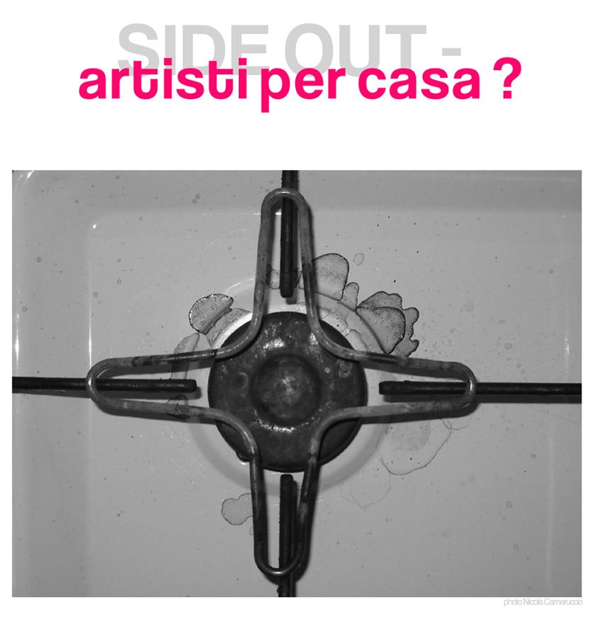 SIDE OUT - artisti per casa?