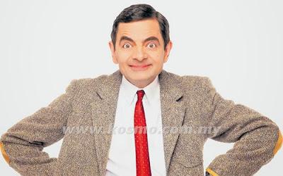 Mr. Bean masuk Islam?