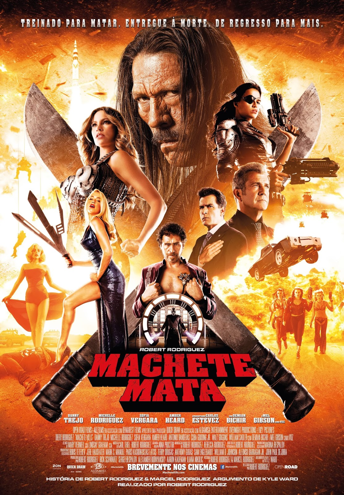 Machete Mata BRRip XviD