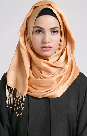 Model Kerudung Modern untuk Wanita Muslimah