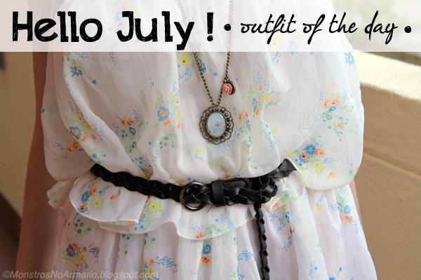 Hello July! OOTD