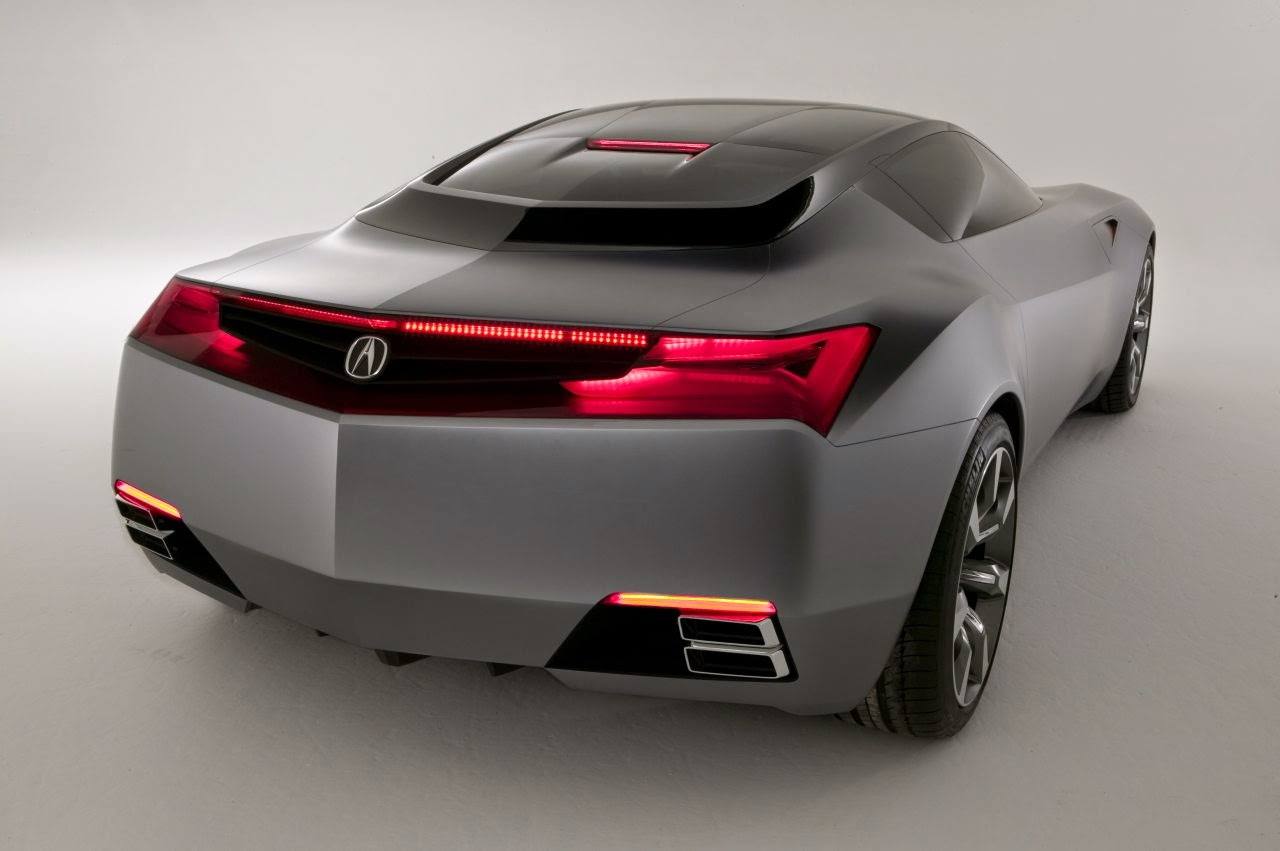 Latest Sports Car Acura