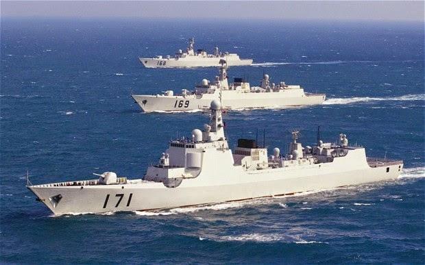 Jepang Berencana Gelar Patroli Rutin di Laut China Selatan