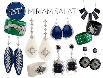 Jewelry Designer Spotlight: Miriam Salat