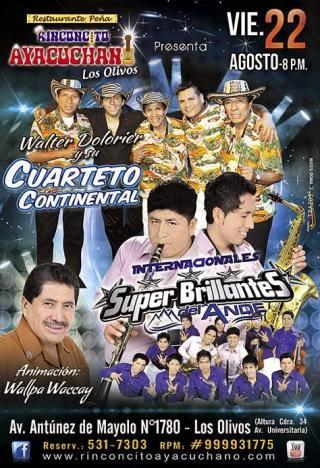 Musica Andina en Vivo