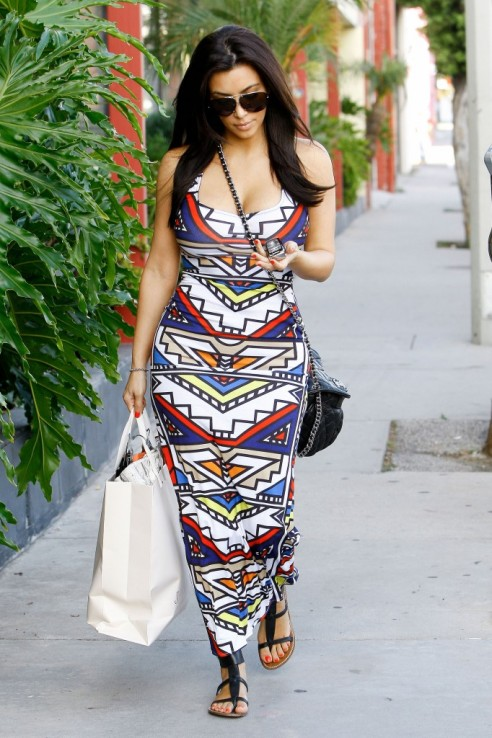 the gallery for gt kim kardashian style summer 2012