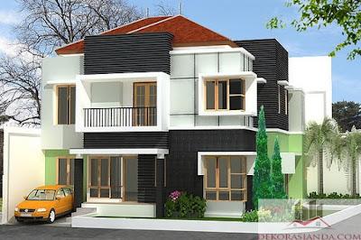 rumah minimalis modern model terbaru 2016