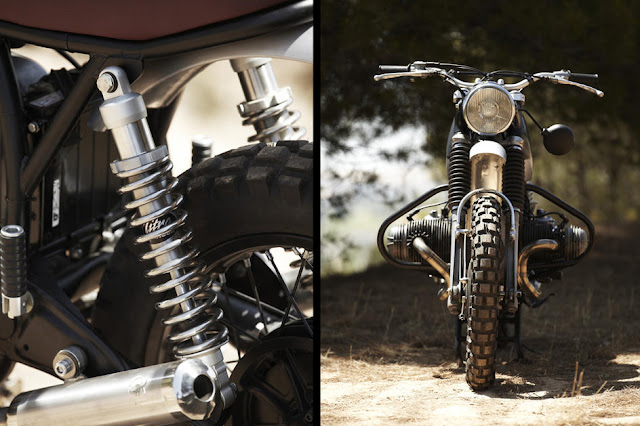 """1971 BMW R75 / 5 Cafe Racer """"The Challenge"""" By  Cafe Racer Dreams Motorcycles"""