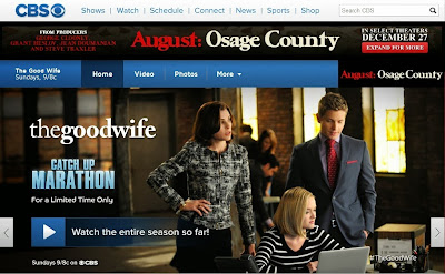 Regarder The Good Wife Saison 5 sur CBS
