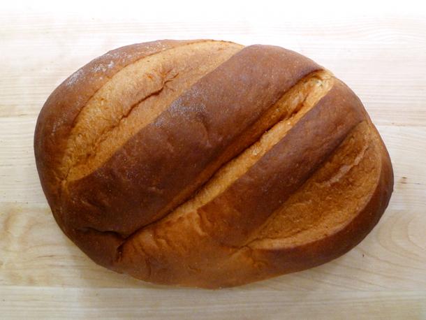 Cookistry: Yogurt and Honey Bread
