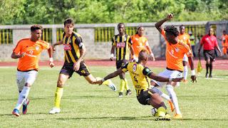 Cibao FC y Moca FC abren primera jornada del torneo Apertura LDF 2019