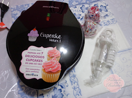 Encerrado - Sorteio máquina de cupcake