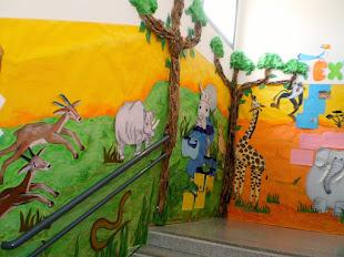 Curso 2014-15. Proyecto Animales