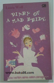 Novel Diary of Mad Bride by Diana Wolf