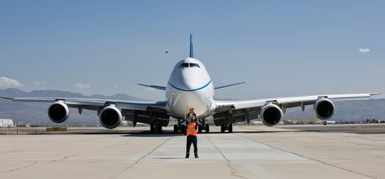 About Aircraft Marshalling Plane Spotters India