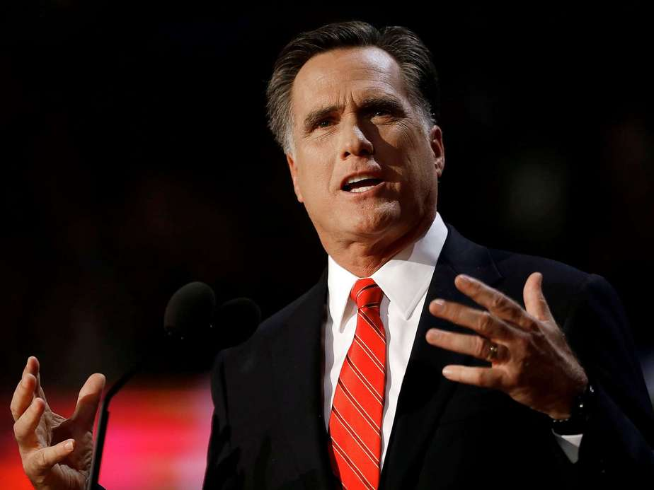 THE NEW JACKSONIAN BLOG: Mitt Romney's Moment of Truth ...