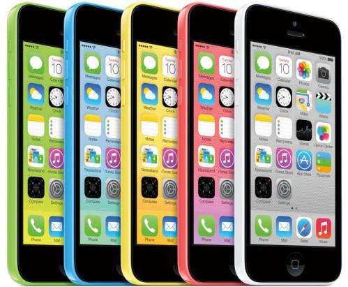 Lo smartphone colorato di Apple vende poco: 3 milioni di unità invendute