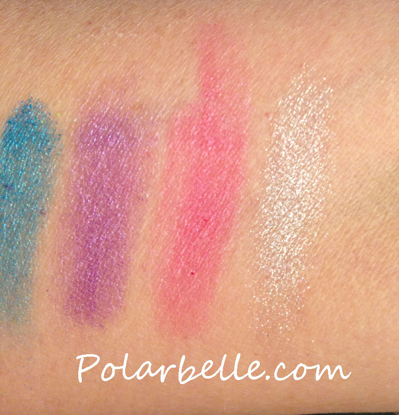 review, summer makeup, cheerleader makeup, giveaway