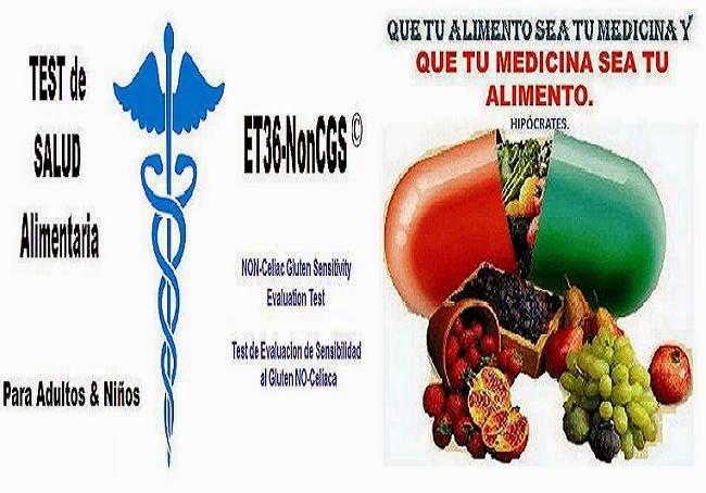 Plataforma de Lucha Contra la Sensibilidad al Gluten NO Celiaca