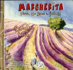 """""""Margherita"""", una bambina e il piccolo popolo alle prese con Lavanda, Grano, Castagne ed Uva."""