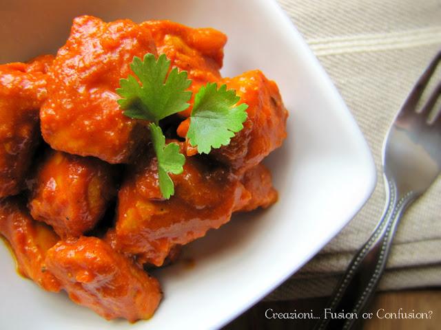 Chicken Tikka Masala – Cucina Indiana