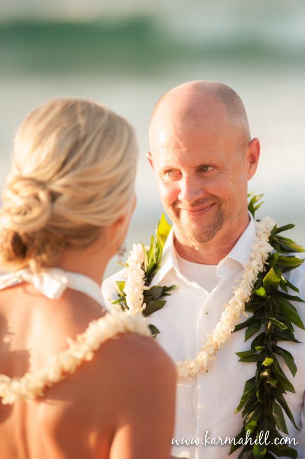 Brides Hair and Makeup: Liz with Maui Makeup Artistry
