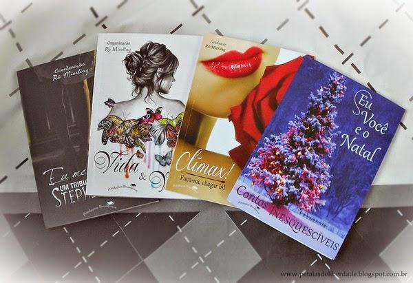 antologias, Editora, Illuminare