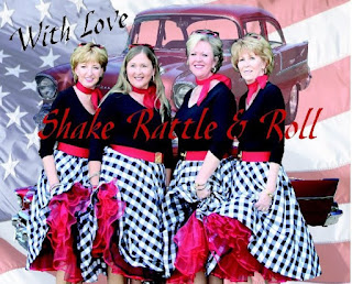 Shake Rattle &amp; Roll from East Texas