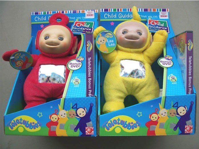 Toys R Us Dvd : Toys toddlers brand new teletubbies laa plush doll