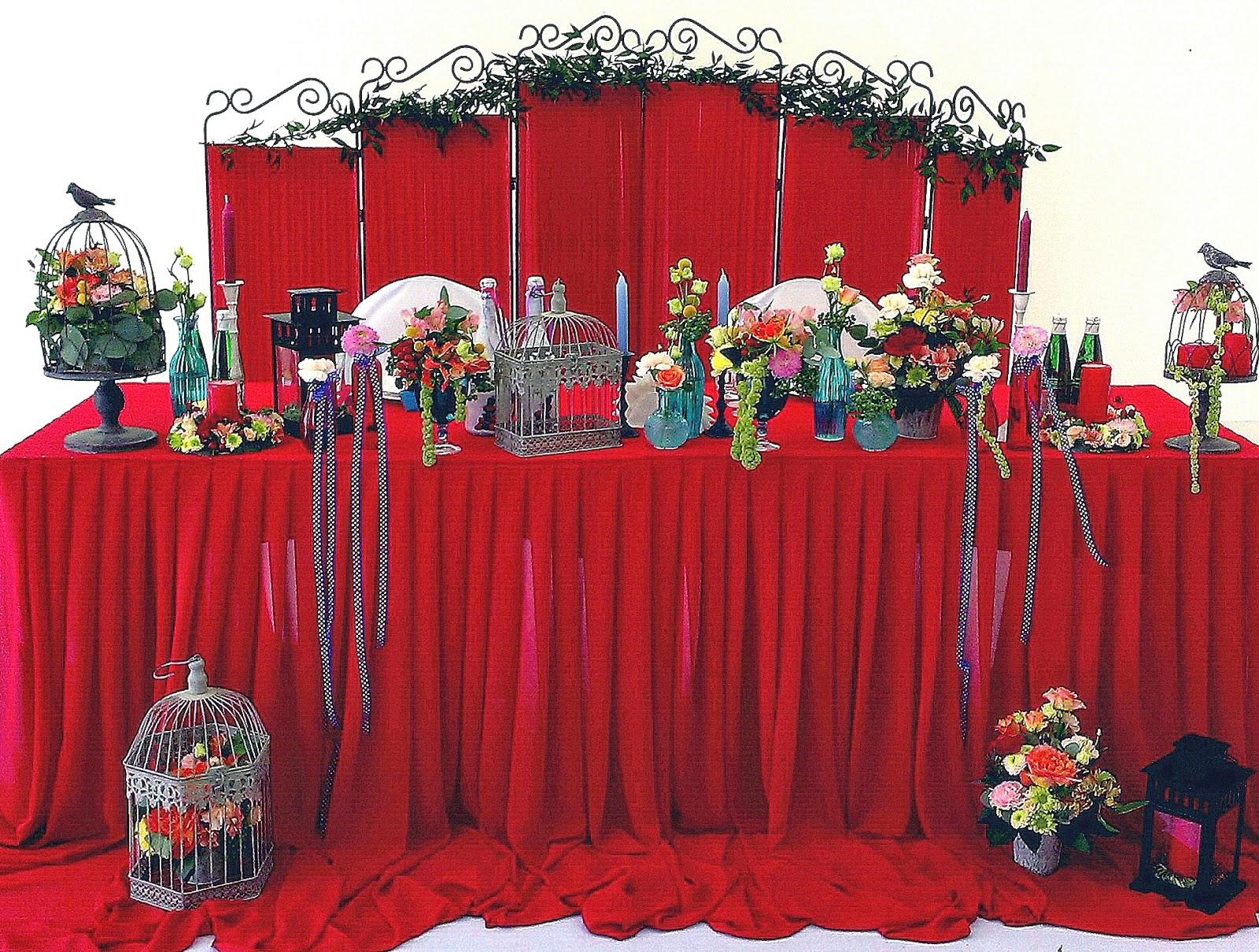 оформление свадьбы в яхт клубе элит кроус
