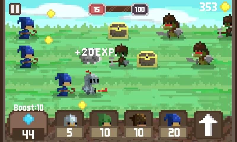 free Pixel Kingdom Mod Android
