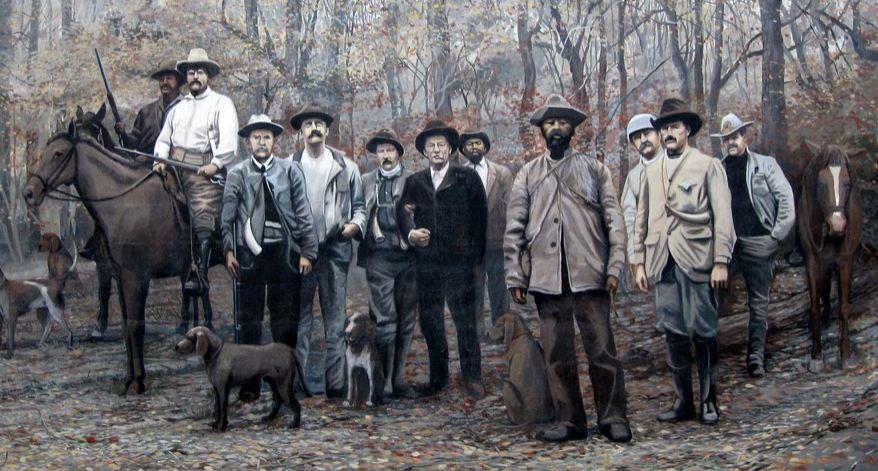 Dinge en Goete (Things and Stuff): History of the Teddy Bear Teddy ...