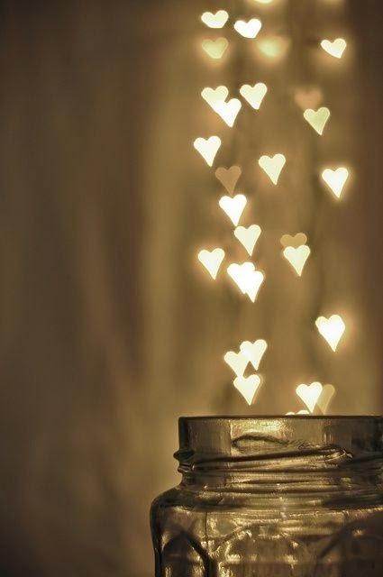 light hearts from a mason jar licht hartjes uit een mason jar thanksgiving