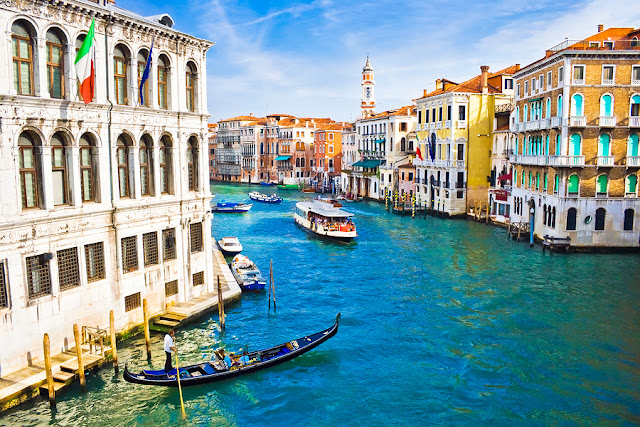 Adventures of Dick Pace Trip To Venice and Croatia