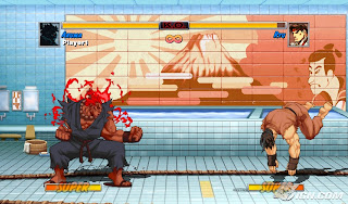 Download Game Street Fighter 2 PC Full Free