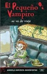 EL PEQUEÑO VAMPIRO SE VA DE VIAJE--ANGELA SOMMER B.