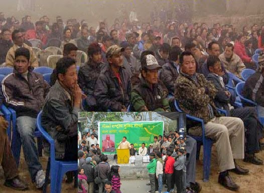 GNLF elebrated 34th foundation day across Darjeeling and kalimpong