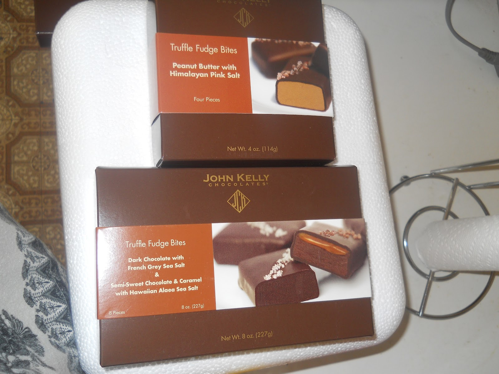Heck Of A Bunch: John Kelly Chocolates - Review and Giveaway