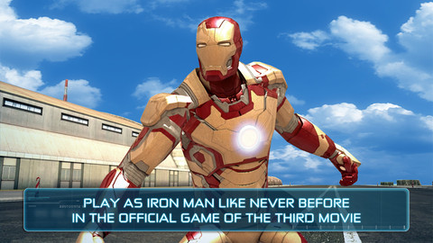 Iron Man 3: The Game para iPhone y Android