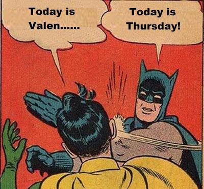 Batman le pega a Robin